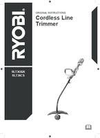 Ryobi rlt36x26 user manual