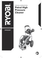 Ryobi rpw3200y user manual