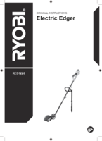 Ryobi red1220 user manual
