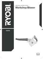 Ryobi rx18tb c25p user manual