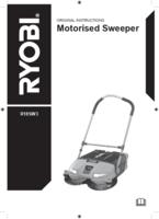 Ryobi r18sw3 0 user manual