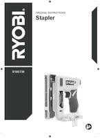 Ryobi r18st50 0 user manual