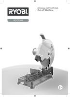 Ryobi rco2300 user manual