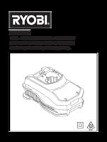 Ryobi r18pd ll99s manual 3