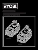 Ryobi r18pd ll99s manual 2