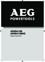 Afnda18bnz 0 manual
