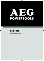 Aeg bsb18bl 0 manual 1