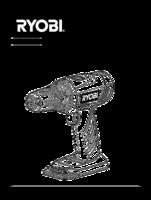 Ryobi r18dd ll13g manual 1
