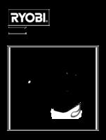 Ryobi r18cg 0 manual 1